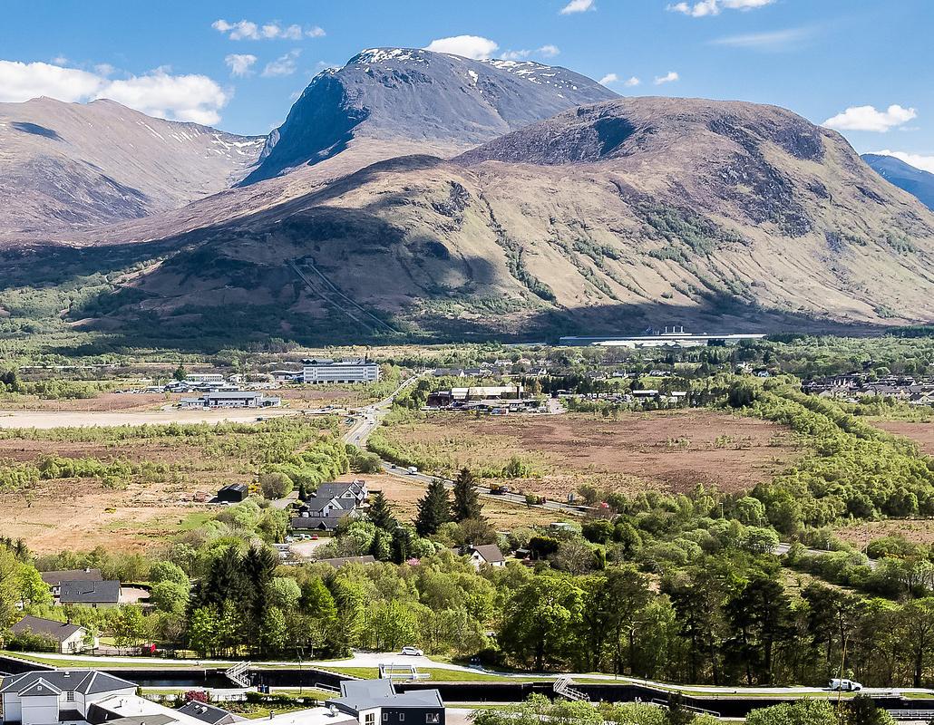 Ben Nevis, Fort William, Scotland.
